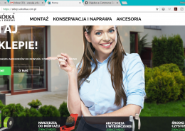 sklep Magento Sokolka Okna i Drzwi